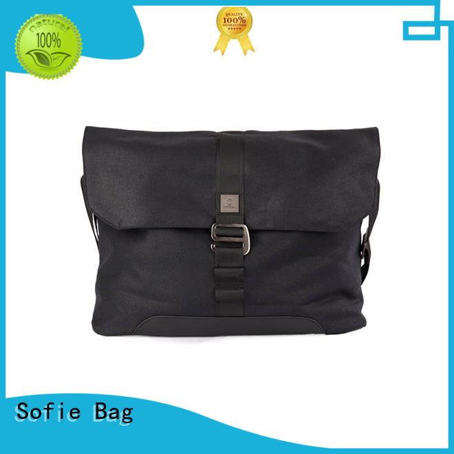 Sofie briefcase laptop bag supplier for men