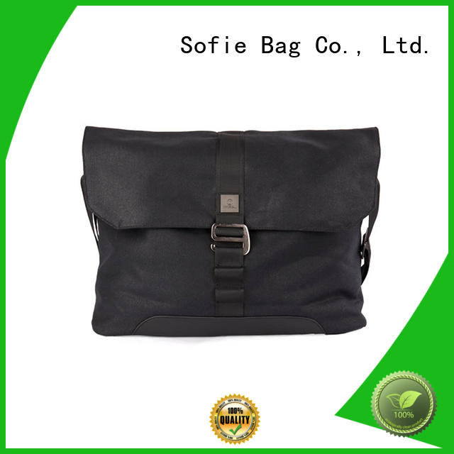 Sofie laptop messenger bags manufacturer for travel