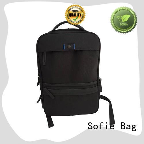 nylon shoulder straps laptop bag wholesale for travel