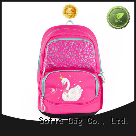 students backpack series for children Sofie