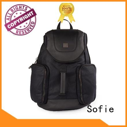 two zipper side sport backpack supplier for travel