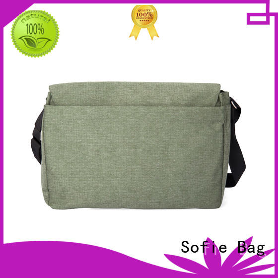 waterproof waxed briefcase laptop bag wholesale for travel