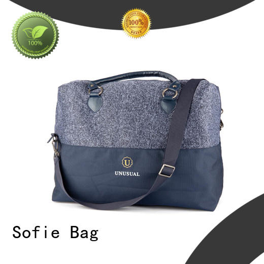 Sofie stylish travel bags for men series for packaging