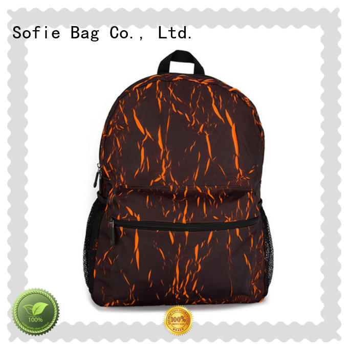 creative stylish backpack manufacturer for school