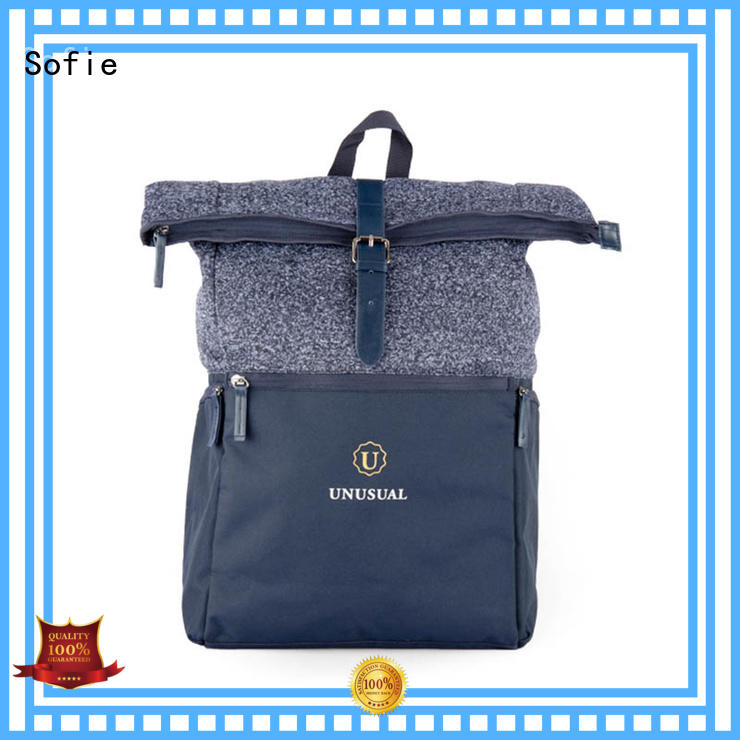 large capacity casual backpack customized for travel