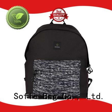 Sofie stylish backpack customized for college
