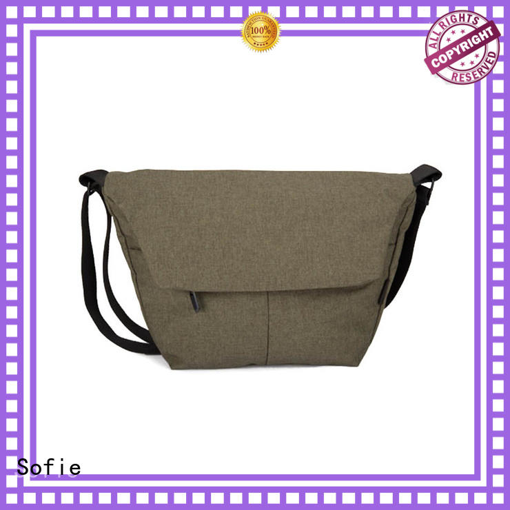 Sofie stylish men shoulder bag wholesale for children