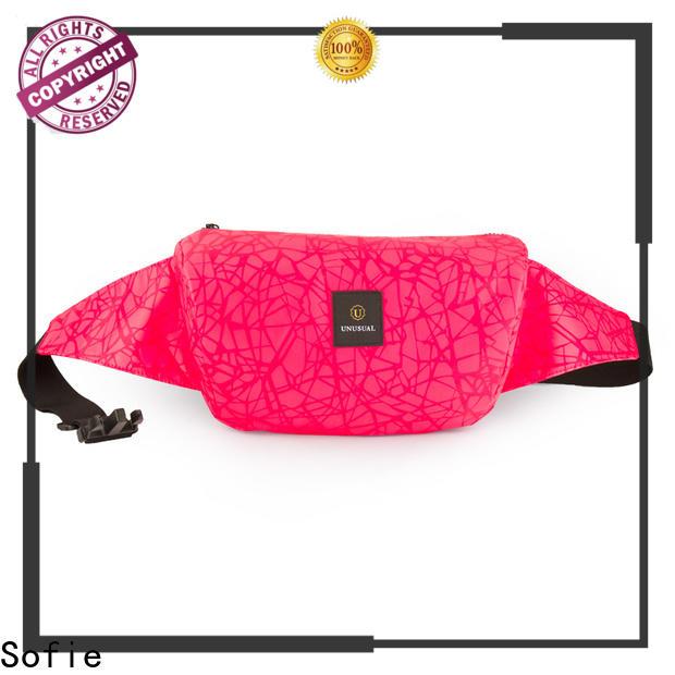 Sofie waist bag for decoration