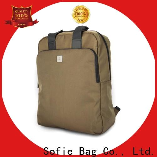 Sofie cool backpacks supplier for business