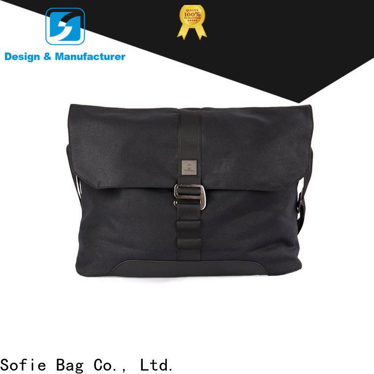 Sofie comfortable laptop messenger bags wholesale for men