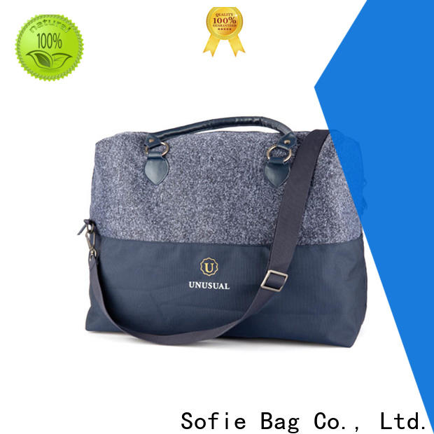 Sofie polyester travel bag series for luggage