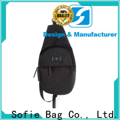 multifunctional military chest bag factory direct supply for men