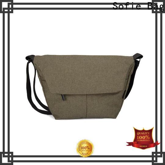 Sofie cost-effective shoulder bag factory direct supply for children