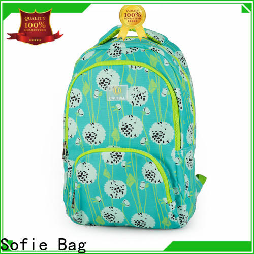 Sofie school backpack manufacturer for kids