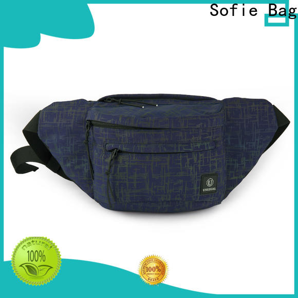 high quality waist bag supplier for decoration
