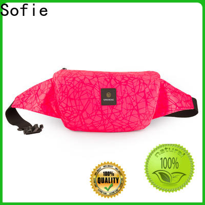 Sofie durable waist bag manufacturer for decoration
