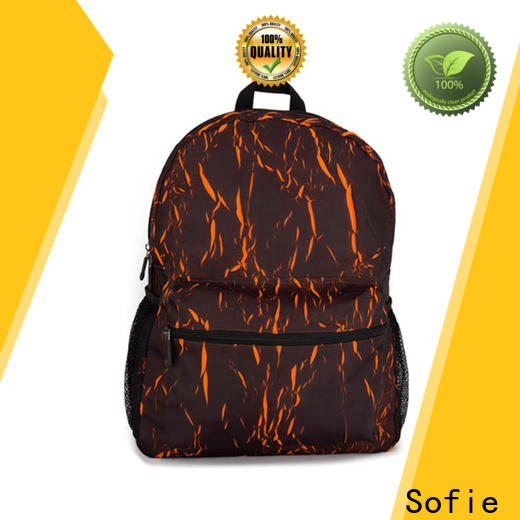 Sofie long lasting backpack manufacturer for business