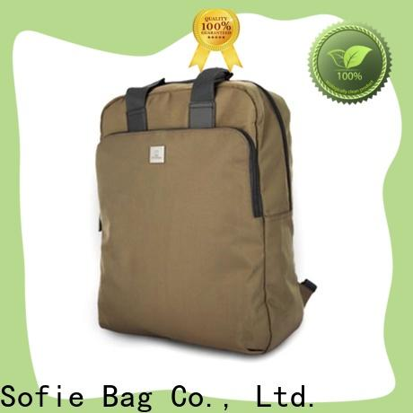 Sofie backpacks for men customized for college