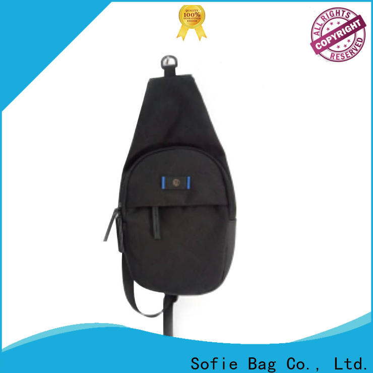 Sofie military chest bag supplier for going out