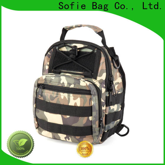 cost-effective military chest bag series for going out