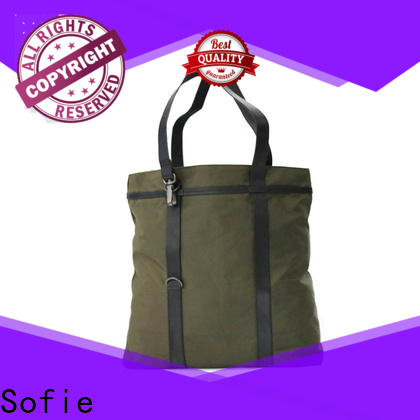 Sofie simple tote bag manufacturer for packaging