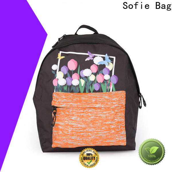comfortable school bag series for children