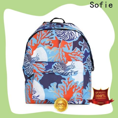 Sofie school bag series for students