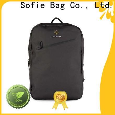 comfortable laptop backpack supplier for men