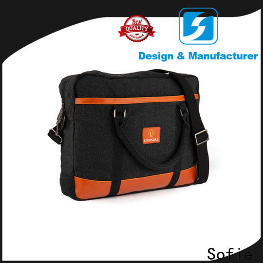 Sofie trendy briefcase laptop bag series for travel