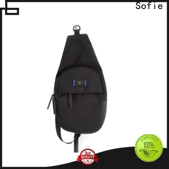 Sofie rectangular design crossbody sling bag series for packaging
