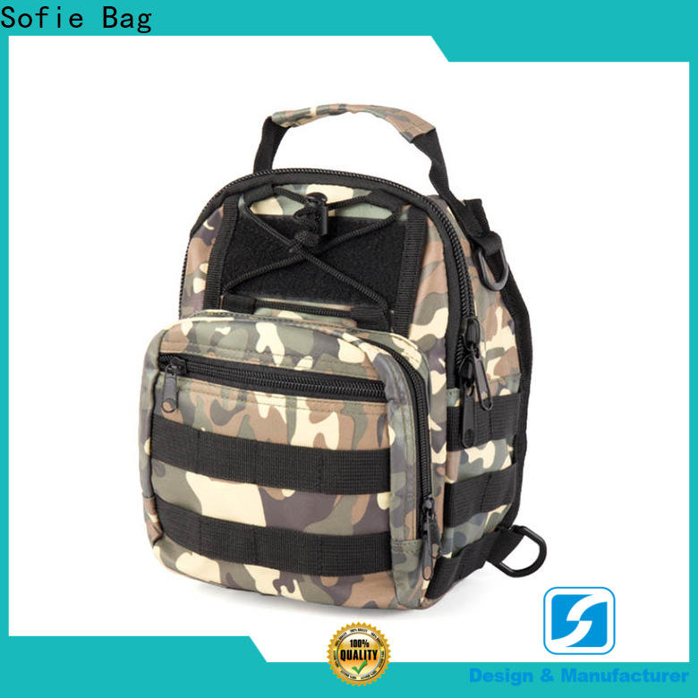 cost-effective military chest bag supplier for packaging