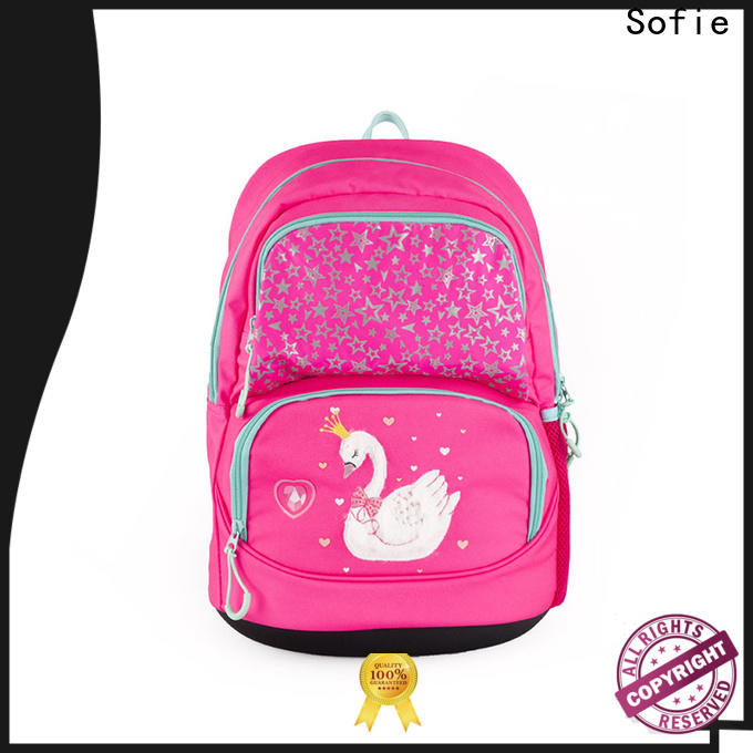 Sofie school bags for kids customized for students