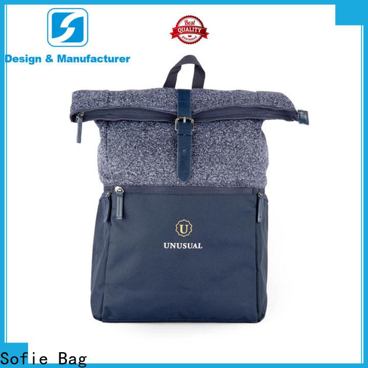 melange cool backpacks wholesale for business