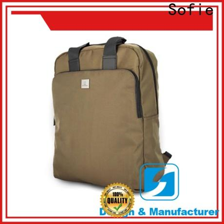 Sofie large capacity reflective backpack wholesale for college
