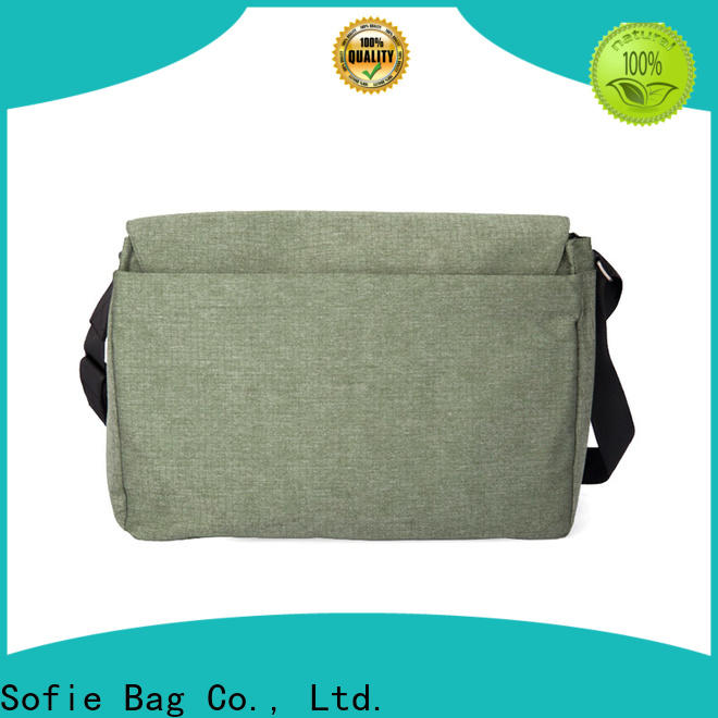 trendy briefcase laptop bag factory direct supply for office