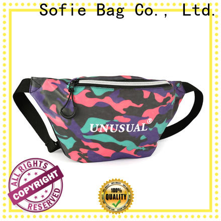 high quality waist pack manufacturer for decoration