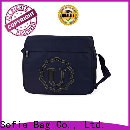 Sofie business briefcase bag customized for men