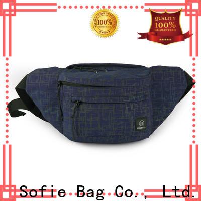 Sofie convenient waist pouch supplier for decoration