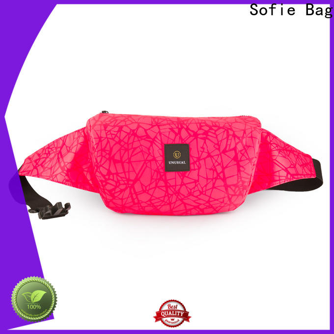 Sofie waist pack factory price for jogging