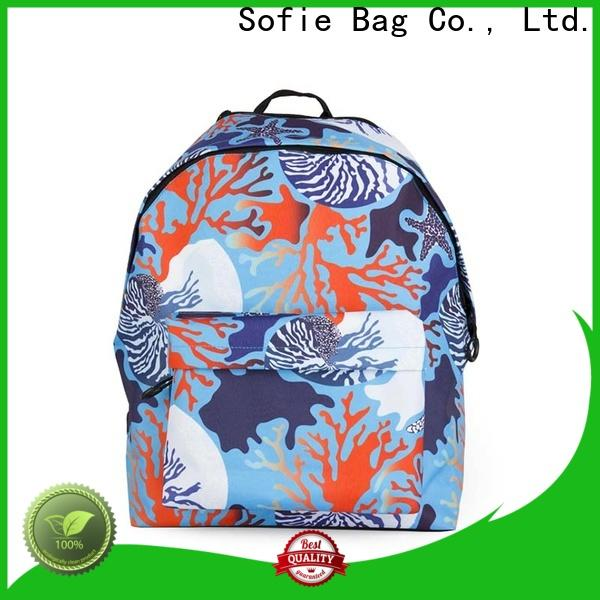Sofie good quality school bags for girls supplier for children