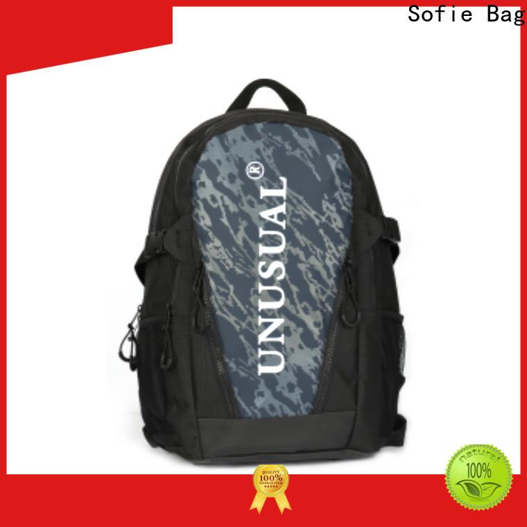Sofie backpacks for men customized for school