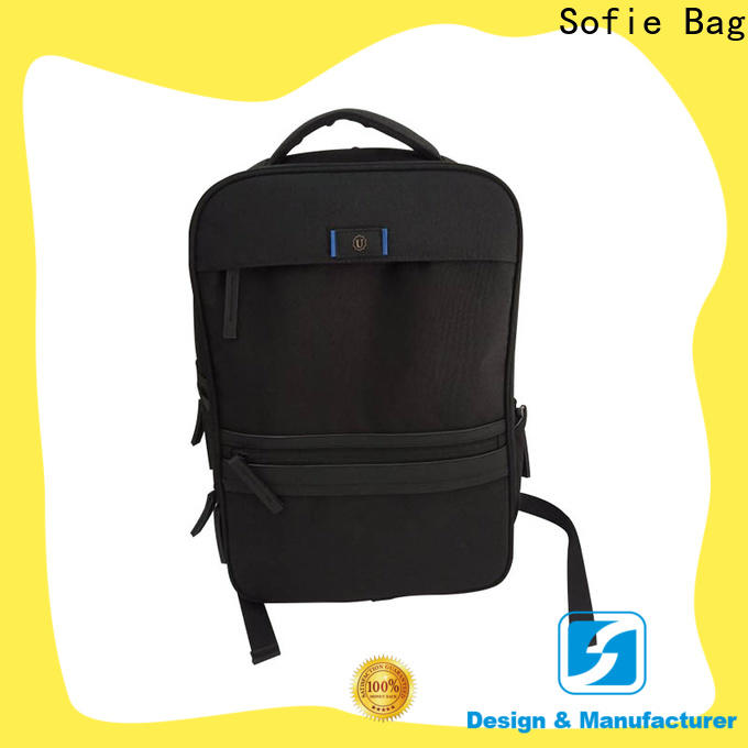 Sofie hot selling laptop business bag directly sale for men