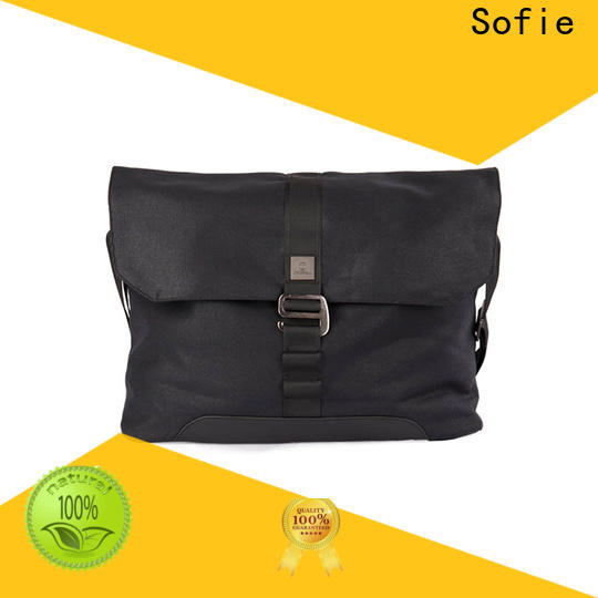 Sofie briefcase laptop bag supplier for men