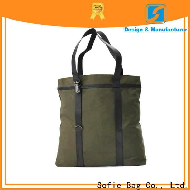 light weight tote bag directly sale for men