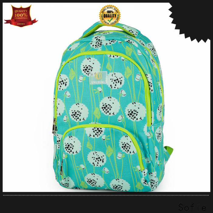 comfortable school bags for kids customized for packaging