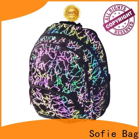 Sofie large capacity school bags for kids supplier for packaging