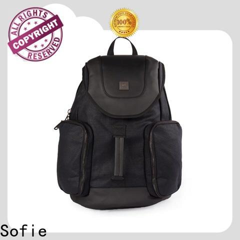 melange laptop backpack supplier for college
