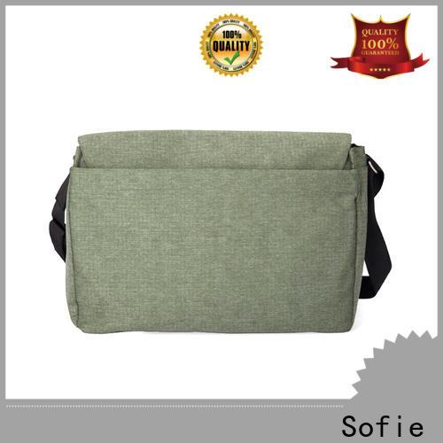 Sofie back pocket laptop bag manufacturer for office