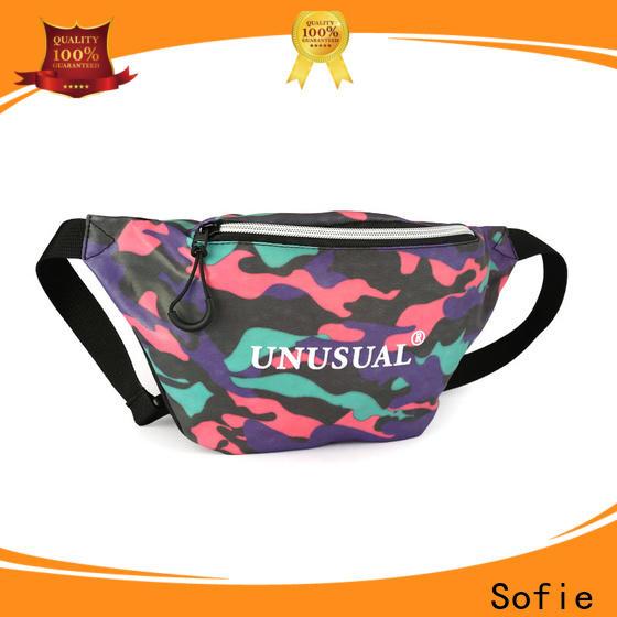 high quality waist bag manufacturer for jogging