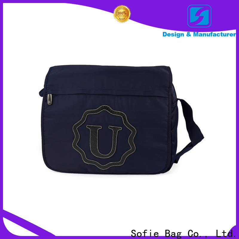stylish business briefcase bag customized for men